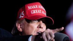 Expectativa cresce antes do primeiro comício pós-presidencial de Trump em Ohio
