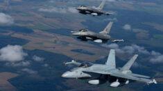 Regime chinês, na tentativa de retaliação, repete que a OTAN está com 'morte cerebral'
