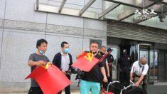 Grupos fora da China continental denunciam a tirania do PCC no seu centenário