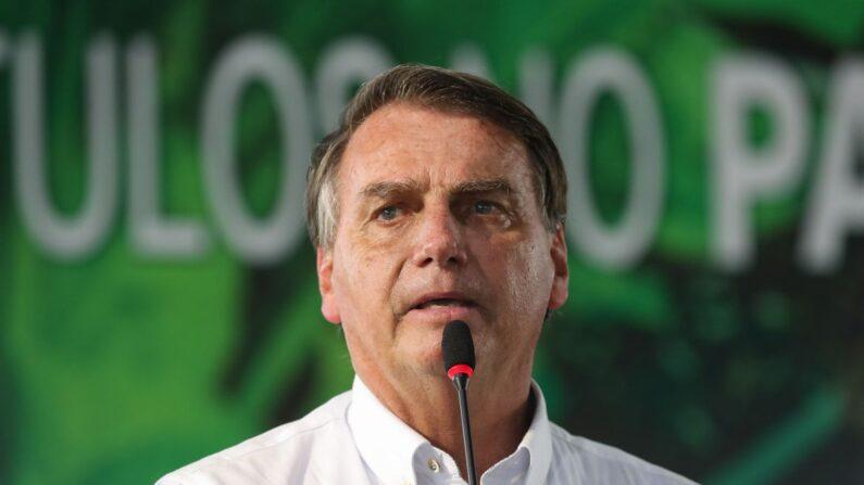 Bolsonaro diz que governo avalia o fim da obrigação de usar máscara