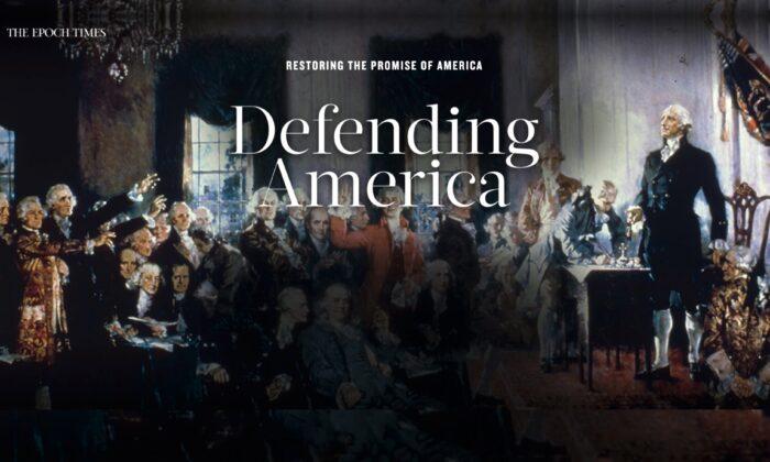 Por que o Epoch Times está 'defendendo a América'