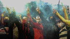 Após protestos violentos, hashtag 'esquerda criminosa' ganha redes sociais