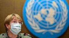 Michelle Bachelet recebe fortes críticas do HRW por seu silêncio sobre a repressão em Cuba