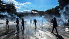 Colômbia é sitiada por narcoterroristas marxistas