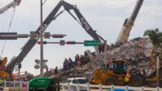 Aumentam para 32 os corpos encontrados no desabamento de Miami