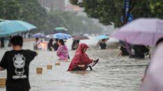 Pelo menos 20 mortos após chuvas torrenciais incomuns e inundações no centro da China