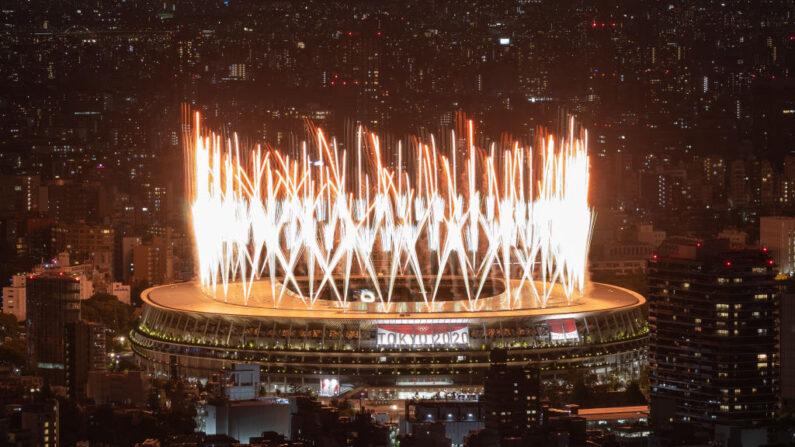 Cerimônia de abertura dá início às Olimpíadas de Tóquio