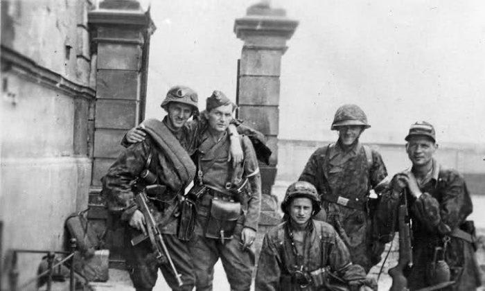 A revolta de Varsóvia e a batalha da Polônia contra o comunismo