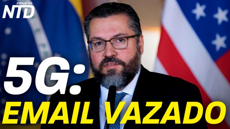 Ex-oficial da gestão Trump expõe riscos do 5G no Brasil – entrevista