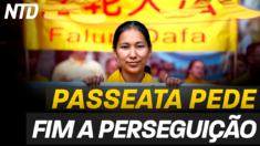 Passeata em Washington pede o fim da perseguição ao Falun Gong  | NTD