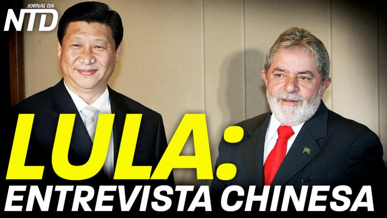 Lula elogia os maiores genocidas da história da humanidade, e louva medidas ditatoriais.