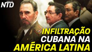 Entrevista: exposta infiltração de Cuba na América Latina exposta