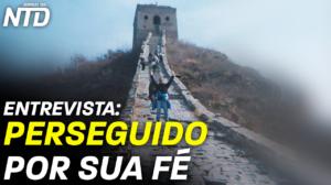 Brasileiro preso e perseguido na China por sua espiritualidade- Reportagem completa