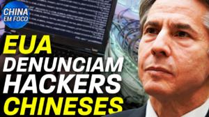 EUA e aliados acusam China por ucampanha global de espionagem cibernética