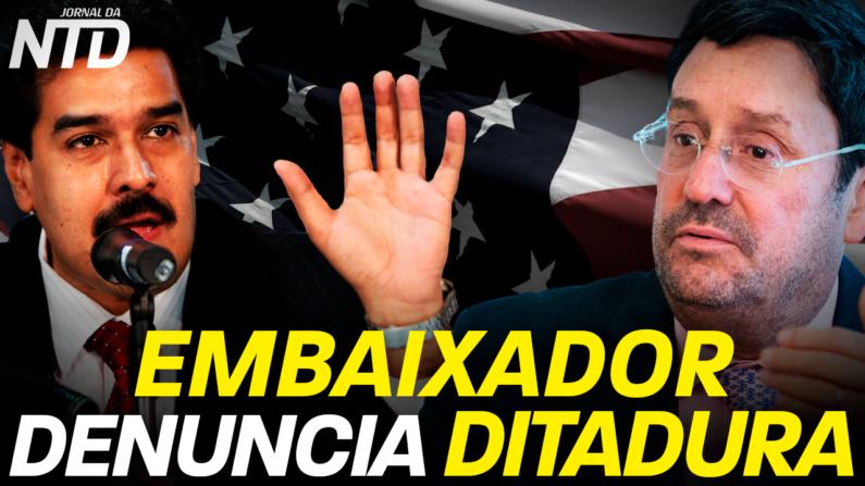 Embaixador da Colômbia nos EUA denuncia ditadura cubana