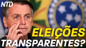Nesta quinta-feira o presidente Jair Bolsonaro falou sobre transparência eleitoral com fortes declarações que receberam amplo apoio popular