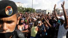 Black Lives Matter atribui protestos em Cuba ao governo dos EUA, defendendo o regime comunista
