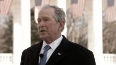 Bush adverte sobre as 'consequências' da retirada dos EUA do Afeganistão