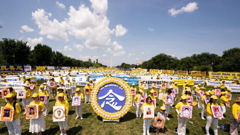 Perseguição ao Falun Gong pelo PCC deve ser reconhecida como genocídio, afirma ativista em Washington DC