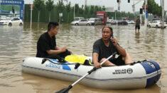 Estilo de vida altamente digitalizado aumenta os problemas nas enchentes da China