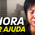 Lockdown na China: moradores choram por ajuda
