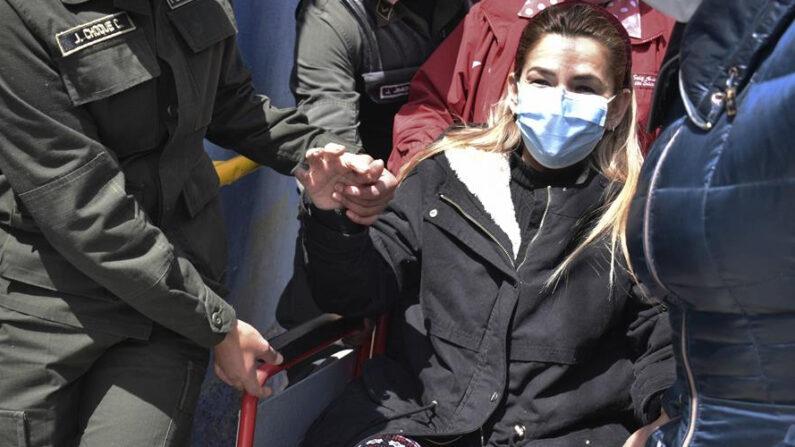 Ex-presidente boliviana Jeanine Áñez solicita medidas cautelares à Corte Interamericana