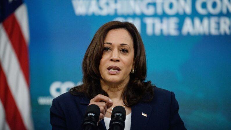 Harris em viagem à Ásia rejeitará reivindicações da China ao Mar Meridional