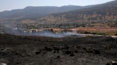 Foguetes sāo disparados do Líbano e Israel responde com artilharia