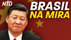 Oficiais da China e do nordeste brasileiro se reuniram neste mês para discutir o aprofundamento de laços entre os países
