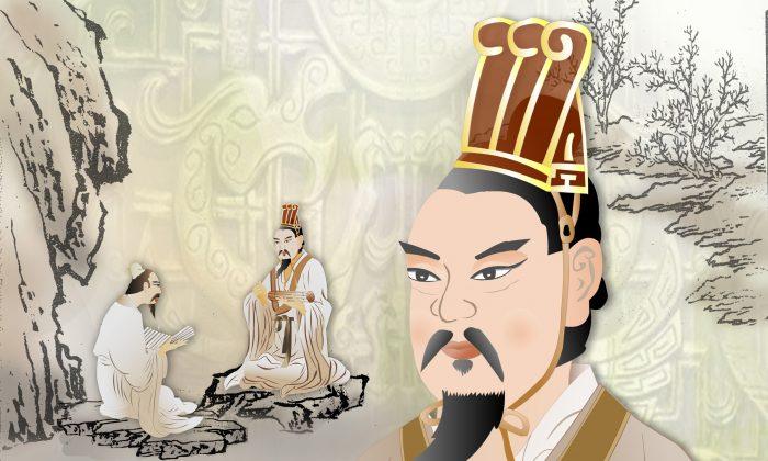 Dignidade e comportamento justo trouxeram recompensas para os antigos chineses