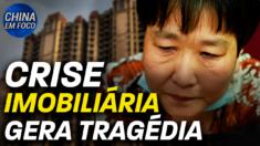 Crise da Evergrande leva a tentativas de suicídio