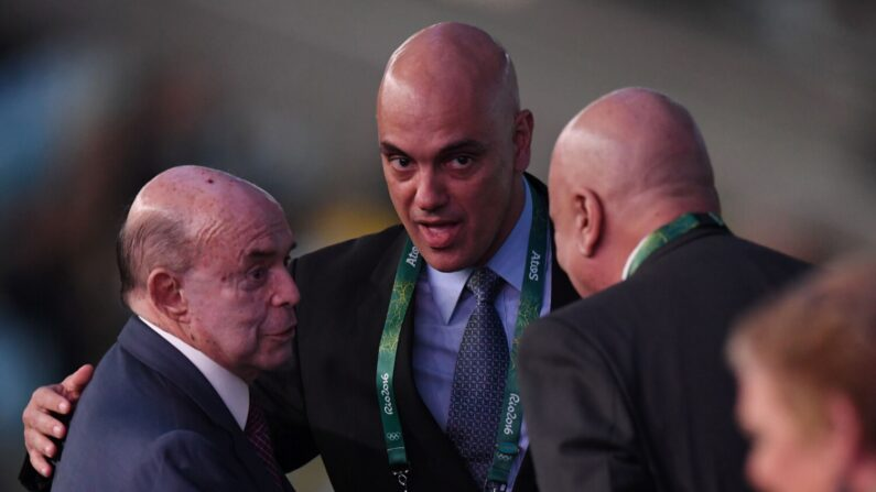 Ministro Alexandre de Moraes vai 'rastrear' manifestantes