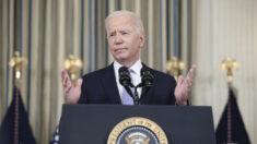 Biden diz que democratas estão presos a