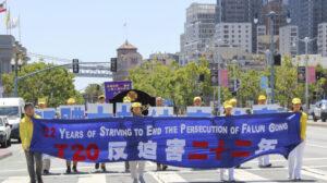 Cerca de 3.000 praticantes do Falun Gong foram perseguidos e assediados nos últimos meses
