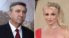 Juiz suspende pai de Britney Spears da tutela