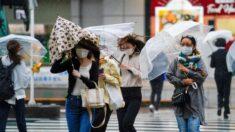 Tufão Mindulle provoca quedas de energia e cancelamento de voos no Japão