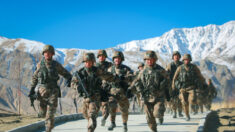 Cem soldados chineses invadem território indiano e destroem uma ponte