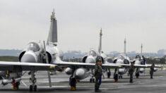China envia 56 aviões de guerra para Taiwan em quatro dias de incursões
