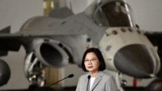 Presidente taiwanesa alerta para consequências 'catastróficas' se Taiwan sucumbir à China