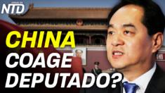 Partido Comunista Chinês interfere em convite de Taiwan para deputado