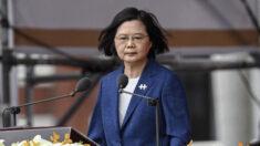 Presidente de Taiwan promete defender a ilha contra agressão do regime chinês