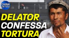 Delator chinês confessa tortura contra Uigures