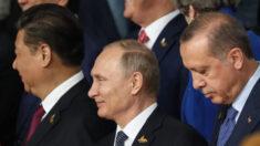 Pequim, Moscou e Ancara podem retirar o domínio do Mar Vermelho dos EUA