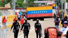 Regime de Maduro anuncia abertura comercial na fronteira com a Colômbia