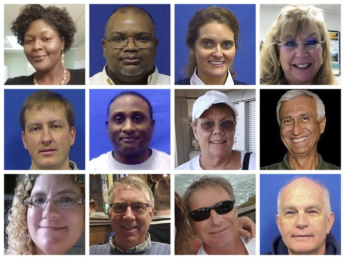virginia beach shooting victims