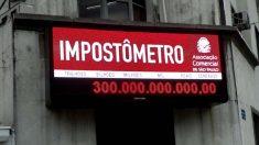 Brasileiros já pagaram R$ 300 bilhões em impostos desde o início do ano