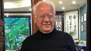 Brasileiro que ganhou Nobel da Paz morre por Covid-19 em Nova York