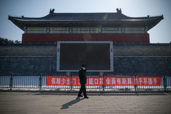 Beijing's Use Of Propaganda Slogans To Fight Coronavirus