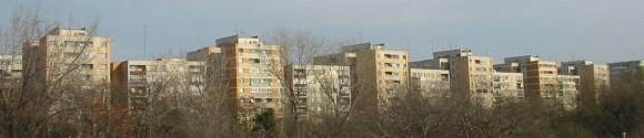Lotes de apartamentos na Romania (Domínio público)