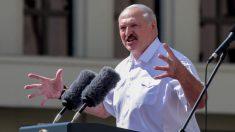 Reino Unido congela ativos de Lukashenko por violação dos direitos humanos
